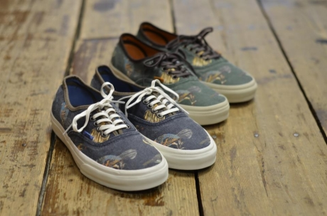 def33f0dac VANS. November 2012. Vans Authentic CA Birds ...
