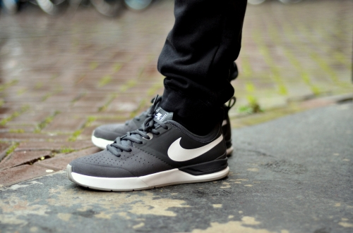 buy popular 1cbfa 27b1a Nike SB Project BA Anthracite White Medium Grey